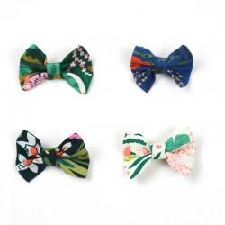 Collection mini-barrettes pour bébés filles , accessoire indispensable dès que les cheveux s'allongent.