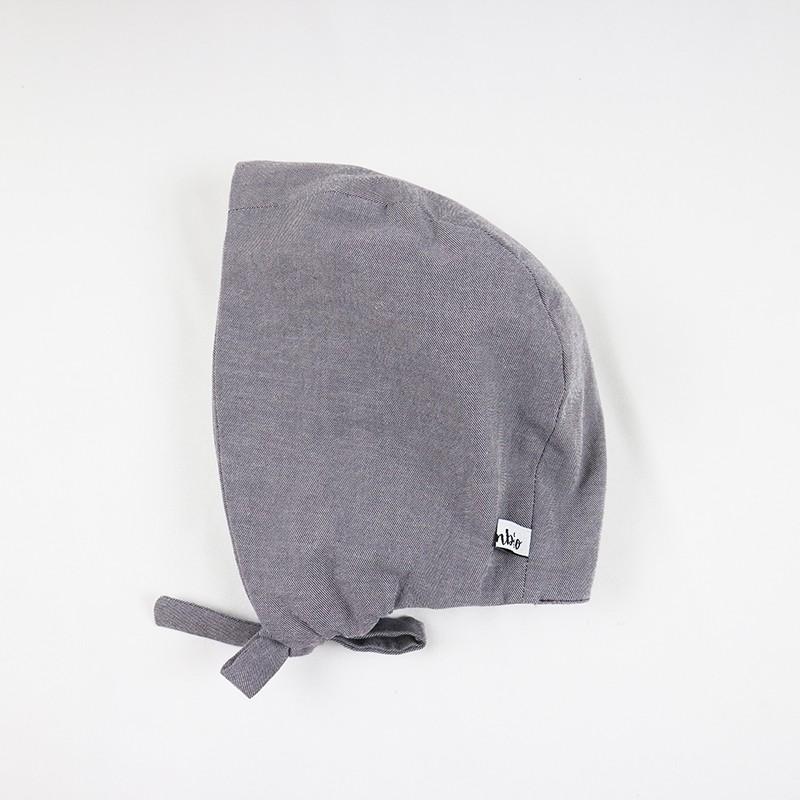 Idée cadeau de naissance pour ce chapeau style campagne en  coton biologique