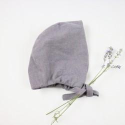 Tissu biologique pour fabriquer ce petit chapeau de soleil bébé de façon artisanale