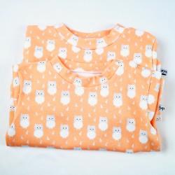 Tee-shirt bébé en coton organic 18 et 24 mois