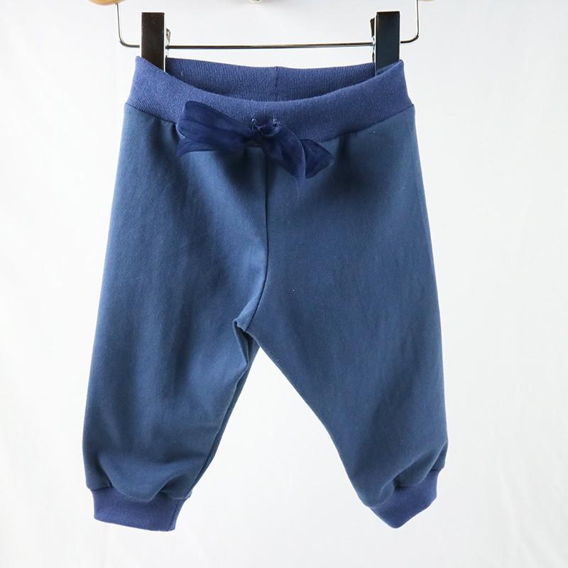 Idée cadeau de naissance pour ce pantalon jogging fille noué