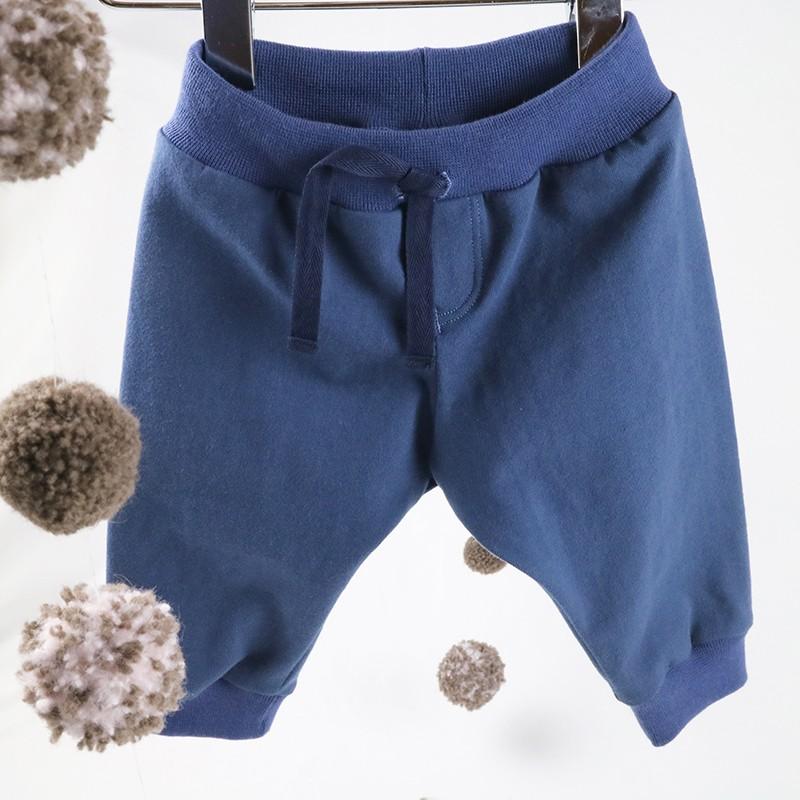 Pantalon jogging garçon 3 mois vêtement coton biologique.