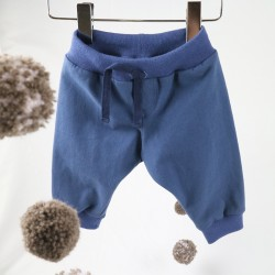 Bas de survêtement bébé en coton organic fabrication française.