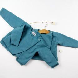 Petit haut, linge écolo pour bébé à la mode !